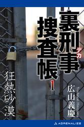 裏刑事捜査帳(1) 狂熱砂漠 / 広山義慶