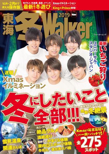 東海 冬Walker2019 / TokaiWalker編集部