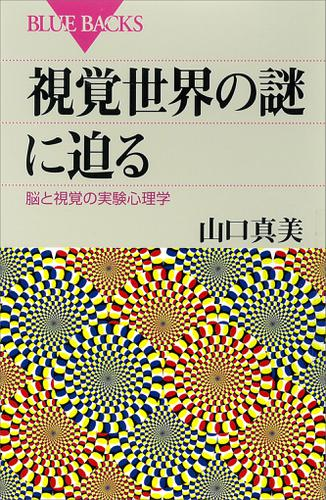 視覚世界の謎に迫る 脳と視覚の実験心理学 / 山口真美