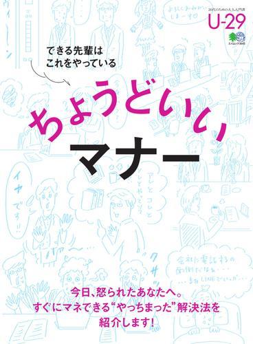 ちょうどいいマナー (2017/03/30) / エイ出版社