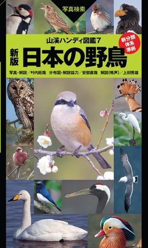 ヤマケイハンディ図鑑7 新版 日本の野鳥 / 叶内 拓哉