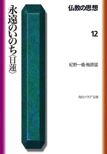 仏教の思想 12 永遠のいのち<日蓮> / 紀野一義