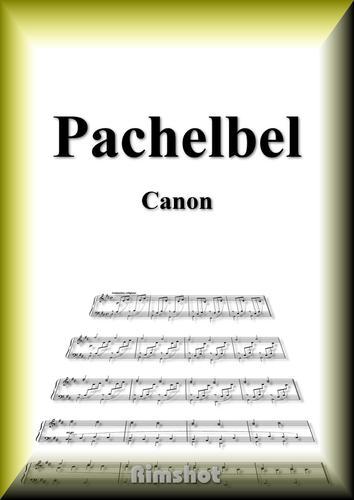 パッヘルベル カノン ピアノ・ソロ / Johann Pachelbel
