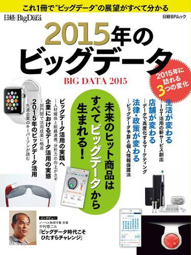 2015年のビッグデータ 未来のヒット商品は全てビッグデータから生まれる! / 日経ビッグデータ