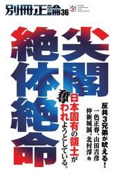 別冊 正論 (第36号) / 産経新聞社