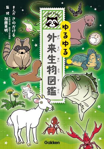 ゆるゆる外来生物図鑑 / 加藤英明
