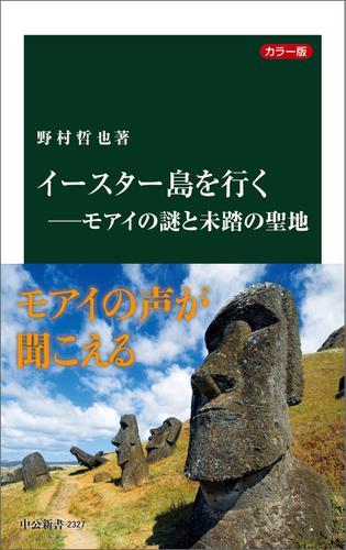 カラー版 イースター島を行く―モアイの謎と未踏の聖地 / 野村哲也