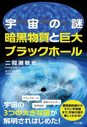 宇宙の謎 暗黒物質と巨大ブラックホール / 二間瀬敏史