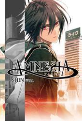 小説 AMNESIA SHIN Ver. / 狐塚冬里