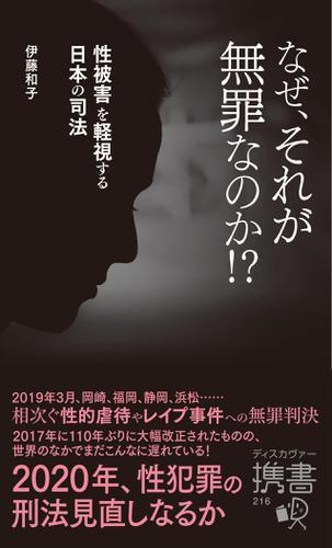 なぜ、それが無罪なのか!? 性被害を軽視する日本の司法 / 伊藤 和子