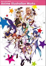 うたの☆プリンスさまっ♪ Anime Illustration Works