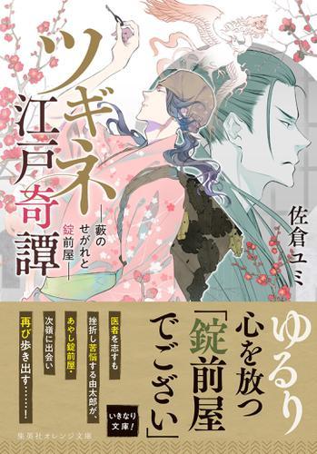 ツギネ江戸奇譚 ―藪のせがれと錠前屋― / 佐倉ユミ