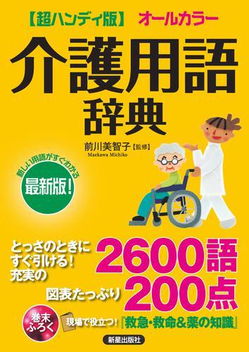 超ハンディ版 介護用語辞典 / 前川美智子